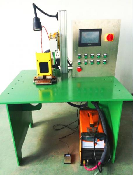 Automatic TIG welder for SWG ring » PX300A